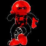 LogiMan Soldier (Red)